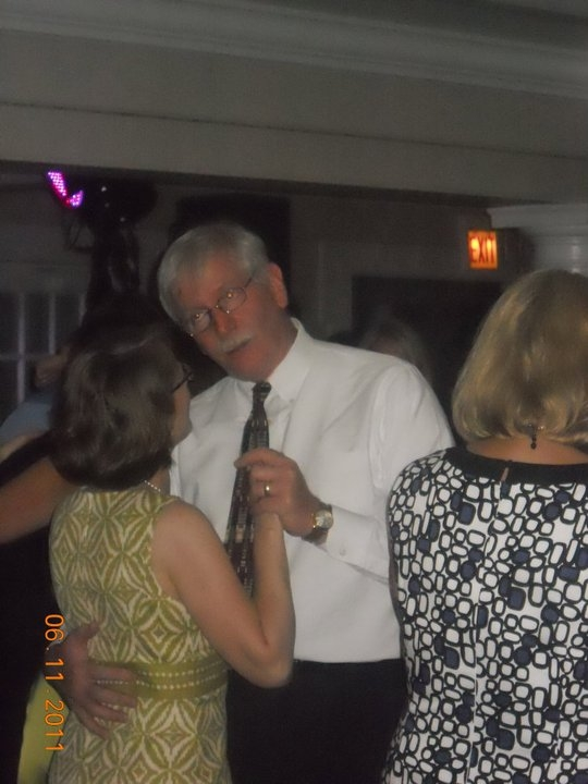My parents dancing at my cousins wedding in Glenview, IL