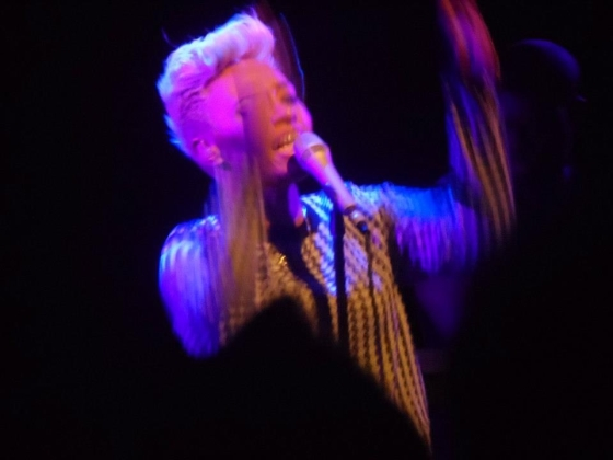 Emeli Sande at Lincoln Hall in Chicago