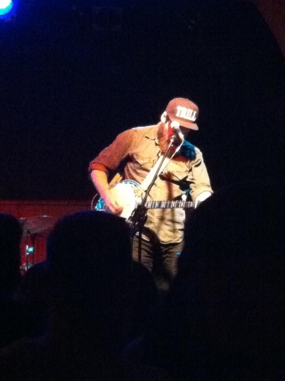 Bear's Ben banjo