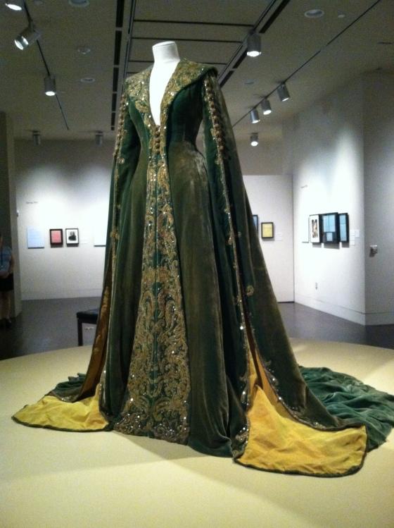 My favorite - it's so ornate it looks almost like it belongs in Camelot