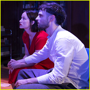 olivia-wilde-tom-sturridge-1984-broadway